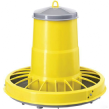 Feeder for poultry, 22 l